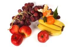 Ainda vida de frutas frescas Imagem de Stock