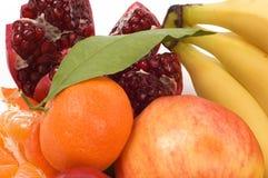 Ainda vida de frutas frescas Imagem de Stock Royalty Free