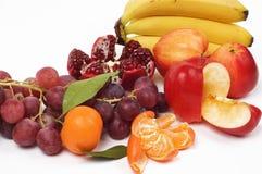 Ainda vida de frutas frescas Imagens de Stock Royalty Free