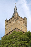 Ainda vida do castelo Schwanenburg, Kleve, Alemanha Fotografia de Stock