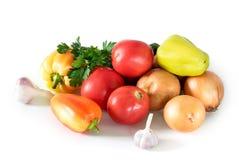 Ainda vida dos vegetais Imagem de Stock Royalty Free