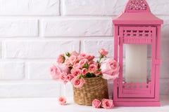 Ainda vida floral Imagem de Stock Royalty Free