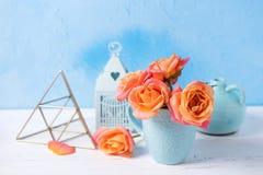 Ainda vida floral Fotos de Stock