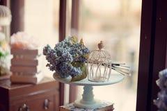 Ainda vida floral Imagens de Stock
