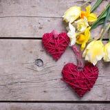 Ainda vida floral Fotos de Stock Royalty Free
