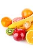 Ainda vida Fruity imagem de stock