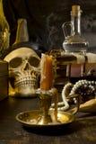Ainda vida gótico Imagem de Stock Royalty Free