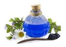 Ainda vida homeopaticamente 7 Fotos de Stock