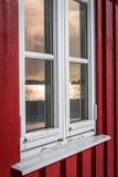 Ainda vida, Lofoten, Noruega Foto de Stock