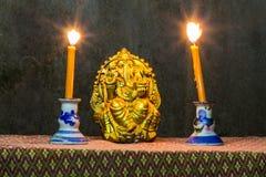 Ainda vida - Lord Ganesh Fotos de Stock Royalty Free