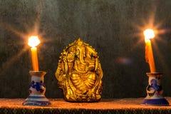 Ainda vida - Lord Ganesh Imagem de Stock Royalty Free