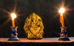 Ainda vida - Lord Ganesh Fotografia de Stock Royalty Free