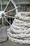 Ainda vida náutica Foto de Stock