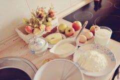 Ainda vida na cozinha Fotografia de Stock