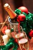 Ainda-vida no Natal Fotografia de Stock Royalty Free