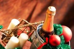 Ainda-vida no Natal Fotografia de Stock