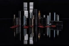 Ainda vida a skyline Imagem de Stock Royalty Free