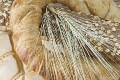 Ainda vida sobre o pão. Imagens de Stock