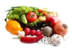 Ainda vida - vegetais Imagens de Stock Royalty Free
