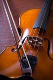 Ainda violino da vida, instrumento de música. Fotos de Stock Royalty Free