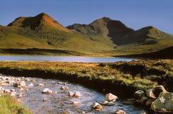 Ainort do Loch Fotografia de Stock