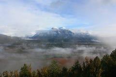 Ainsa da montanha Fotografia de Stock Royalty Free