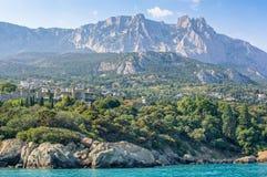AiPetri Crimea Royalty Free Stock Photography