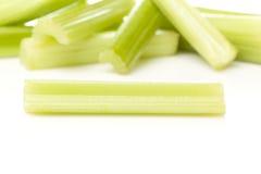 Aipo Crunchy orgânico Imagens de Stock