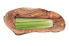 Aipo orgânico fresco Foto de Stock Royalty Free