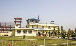 Aiport de janakpur Photos libres de droits