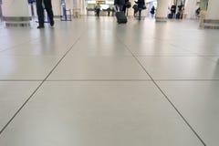 Aiport Fußboden Lizenzfreie Stockfotografie