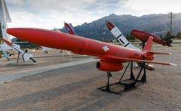 AIR-2灵魔-导弹公园-白色沙子, NM 免版税库存图片