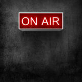 On Air Stock Photos