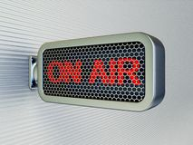 On air Stock Images