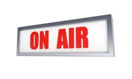 On air Stock Photos