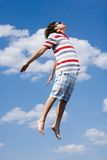 In the air Stock Photography