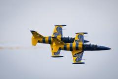 Air acrobacy Stock Photos