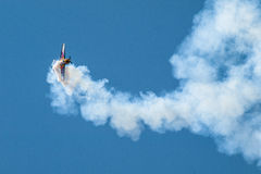 Air acrobacy Stock Photography