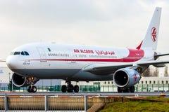 Air Algerie Fotos de Stock Royalty Free