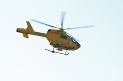 Air Ambulance Stock Photo