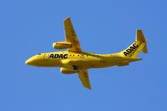 Air ambulance ADAC Stock Photos