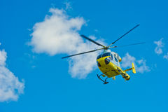 Air Ambulance, Essex, England Stock Photos