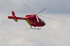 Air ambulance Royalty Free Stock Photo