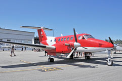 Air Ambulance Transport Royalty Free Stock Photography