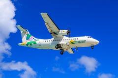 Air Antilles Express Fotos de Stock Royalty Free