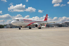 Air Arabia Airbus A320 Fotos de Stock