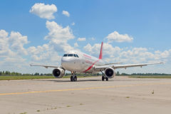 Air Arabia Airbus A320 (A6-ANA) Royalty Free Stock Photography