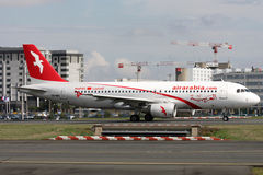 Air Arabia Maroc Royalty Free Stock Photos