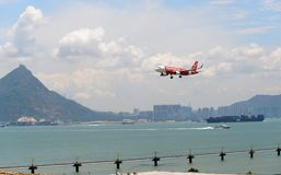 Air Asia Image stock