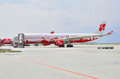 Air Asia 330 Stock Image